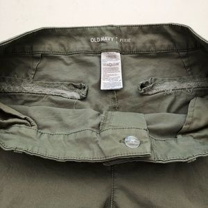 Old Navy Pants - Old Navy Pixie Pants